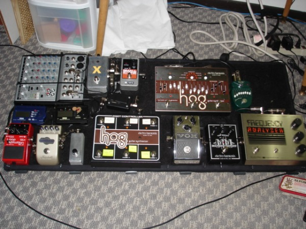 Board as of 11-23-08