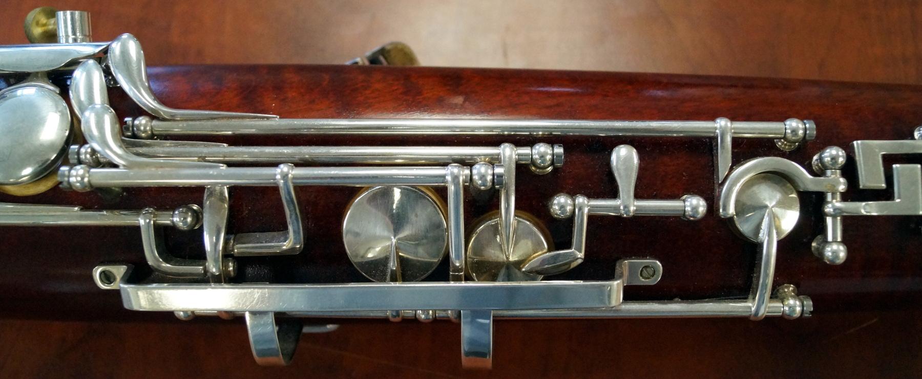 An automatic Ab/Bb trill mechanism retrofit | Trent Jacobs