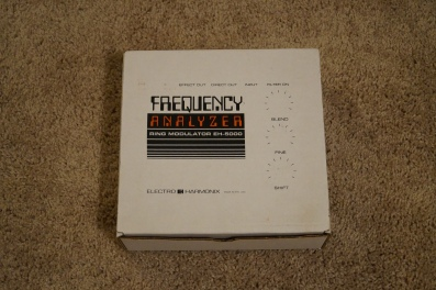 Modded Frequency Analyzer