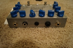 Liver & Onions: Lovetone Meatball clone with switchable fuzz